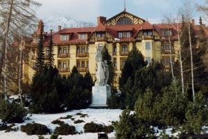 Tatry - Starý Smokovec - hotel